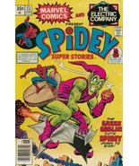 Spidey Super Stories #23 (June 1977) The Electric Company [Comic] by Jim Sali... - $4.61