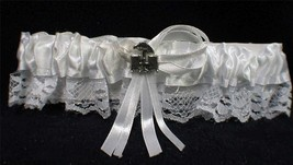 Bicycle Trail  Bride Bridal Wedding Garter Toss Funny nature outdoor