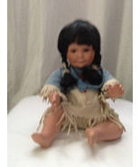"""Baby Indian Doll - Gregory Perillo """"Song of The Sioux"""" Artefacts - $30.00"""