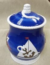 Lefton's By The Sea Nautica Cookie Jar #CTM1217... - $14.85
