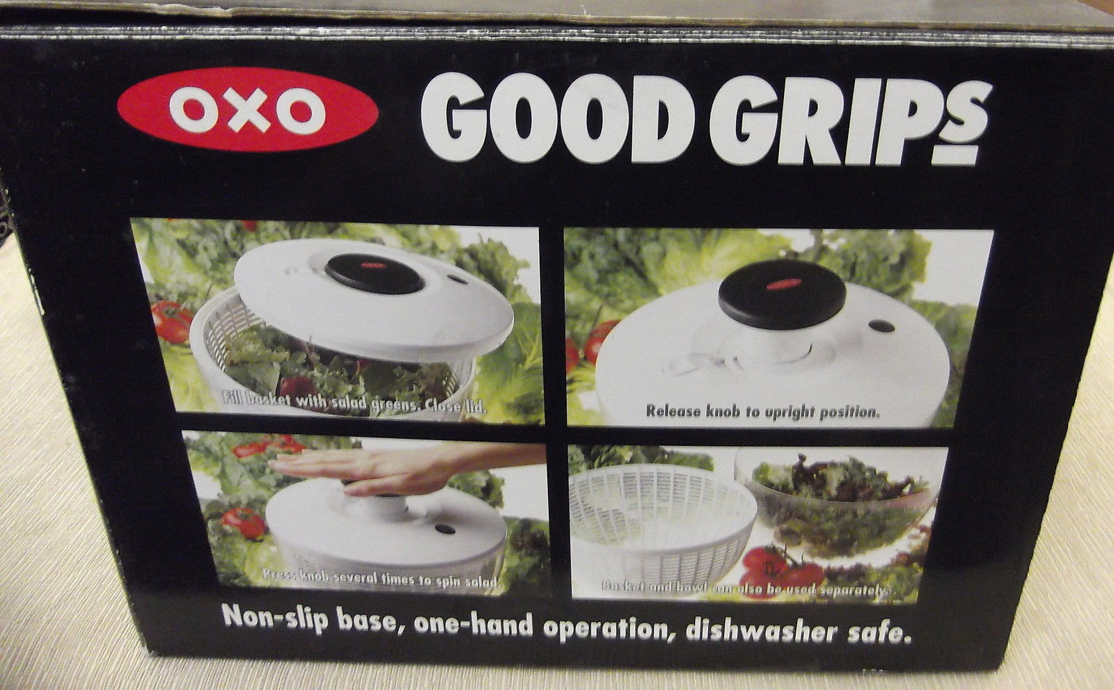 OXO / Good Grips Salad Spinner #32480