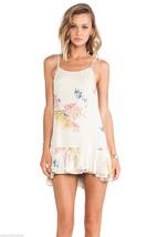 $128 Urban Outfitters Bohemian Bones Cheeky Dress Floral Print sz S - £35.32 GBP