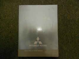 2005 Mitsubishi Outlander Suv Truck Repair Service Shop Manual Factory Oem 05 - $79.15