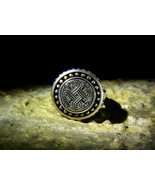 MYSTERIA MAGICA RING OF MAGUS VESSEL OF UNLIMITED POWER haunted no Djinn Demon  - $434.00