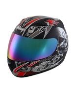 Masei 820 Black Skull Motorcycle Helmet - $199.00