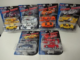 LOT OF 3 MAISTO EXCESS TUNERS 1:43 DIECAST CARS COLLECTION SERIES 1 SUBA... - $30.84