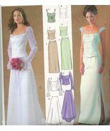 McCalls 4298, Size 12-18 Evening Elegance Wedding Bridesmaides dress.UNCUT - $5.50