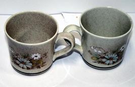 Two Vintage ROYAL DOULTON Florinda Lambethware Coffee Mugs // Replacements - $10.00