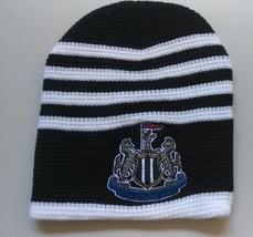 Officially License Soccer Club European NEWCASTLE UNITED Soccer Beanie  - £14.46 GBP