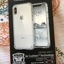 Spigen Crystal Shell Air Cushion Technology Case for iPhone 2017  X Clear NWT  image 4