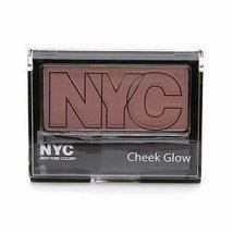 NYC Cheek Glow Powder Blush, Central Park Pink 655, .28 oz - $9.99