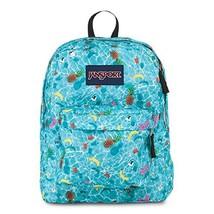 JanSport Superbreak Student Backpack - Multi Pool Party - $39.99