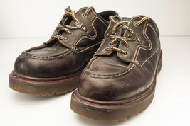 Dr Martens 12.5 Brown Vintage Oxford Platform Shoes Mens - $68.00