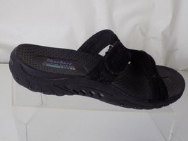SKECHERS, OUDOOR LIFESTYLE, BLACK SANDALS, WOMENS, NO SIZE VISIBLE - £27.12 GBP