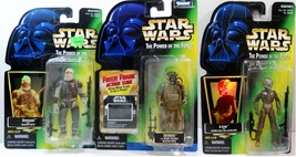Star Wars Bounty Hunters Dengar and Zuckuss Pow... - $14.95