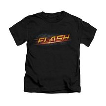 Simply Superheroes boys the flash tv show logo kids t shirt 2T - $19.99