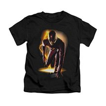 Simply Superheroes boys the flash tv show ready kids t shirt Size 4 (Kid... - $19.99