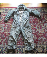 Flight Suit Medium Long USAF Military Coveralls Cold Weather Uniform - $24.69