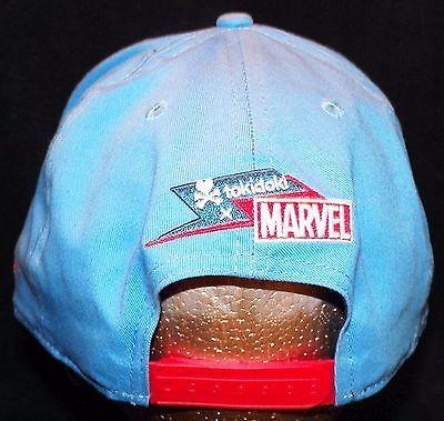 premium selection 303db 561b3 Tokidoki Marvel Comics Captain America New Era 9FIFTY Disney Store Baseball  Hat