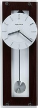 "Metal Non-Chiming Wall Clock Pendulum Modern Contemporary 19"" x 16.25"" x 3"" - $160.00"