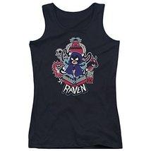 Simply Superheroes Womens raven teen titans go juniors womens tank top t shir... - $27.99
