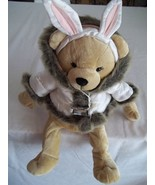 "14"" Bath & Body Works Snow Bunny Plush Bear - Complete with Jacket - $12.99"