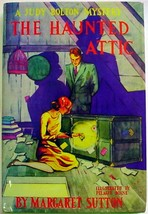 Judy Bolton mystery #3 The Haunted Attic 3rd Print (thin format) Applewo... - $16.00