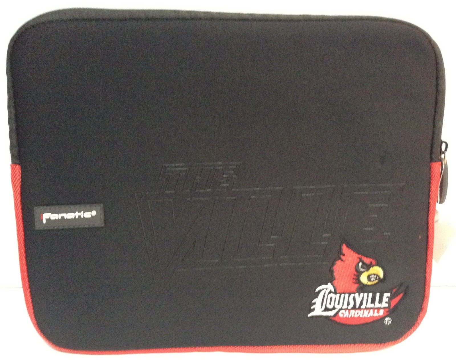 Louisville University Cardinals The Ville Tablet Ipad Laptop Protection Case by