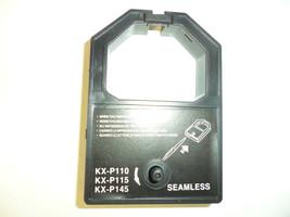 Panasonic KX-P145 Panasonic KXP1000 KX-P1000 Ribbon Compatible Black (2 Pack)