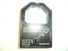 Panasonic KX-P110 KX-P110i KX-P115 KX-P115i KX-P145 Ribbon Compatible 2 Pack image 1