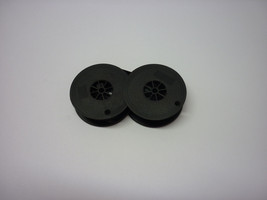 Forto Portable Typewriter Ribbon Black Twin Spool