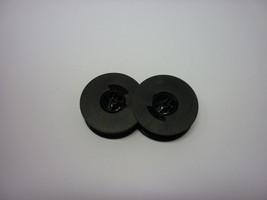 Hispano Olivetti Lexicon 80 Typewriter Ribbon Black Twin Spool image 1