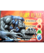 Marvel overpower card 1996 Dark Beast special hero Trading card New - $5.00
