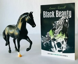 Breyer Black Beauty Classic 6178 with Book Excellent Condition Great Gif... - $29.02