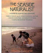 The Seaside Naturalist :  Deborah A. Coulombe : New Softcover  @ZB - $15.95