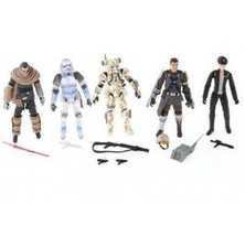 Star Wars 2010 Legacy Collection Exclusive Force Unleashed Action Figure... - $280.48