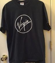Adult Tee Shirt Large   VIRGIN     100%  Cotton  Ships FAST - $10.39