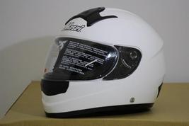 Masei 858 Glossy White Motorcycle Helmet - $199.00