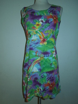 Jams World Hawaiian Floral Summer Dress Size 3 - $30.00