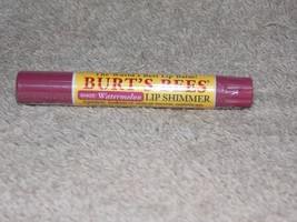 Burt's Bees CHOOSE YOUR COLOR Lip Shimmer 100% Natural .0975 oz/2.6g New image 4