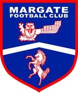 Margate FC crest vinyl sticker shaped football decal & window sticker ve... - $4.06+
