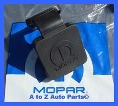 NEW Dodge, Ram, Dakota, Durango, Jeep Wrangler Etc MOPAR LOGO Trailer Hitch Plug - $15.95