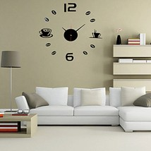 High Quality Creative Fashion Acrylic DIY Fun Battery Digital Clock image 2