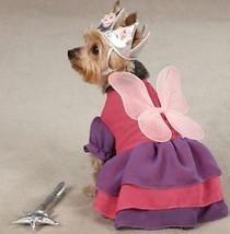 Zack & Zoey Fairy Princess Dog Halloween Costume XS-L Pet - $17.95