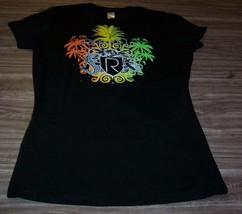 WOMEN'S TEEN Juniors RIHANNA T-shirt MEDIUM NEW - $19.80