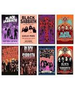8 Black Sabbath Magnets - $21.99