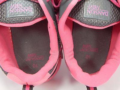 Danskin Now Shoes Women's Shape Up Size US 10 M (B) EU 42 Gray Pink