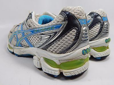 Asics Gel Cumulus 12 Women's Running Shoes Size US 8 M (B) EU 39.5 White T0A6N