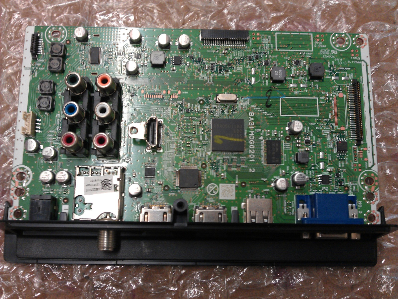 BA31MOG02012 Main Board From Philips 32PFL4508/F7 ME1 LCD TV