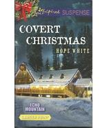 Covert Christmas Hope White(Echo Mountain#2)(Lo... - $3.75